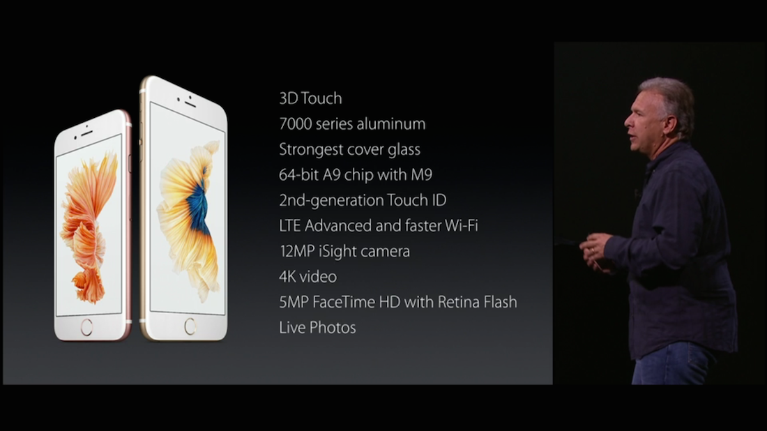 keynoteinfoiphone6s