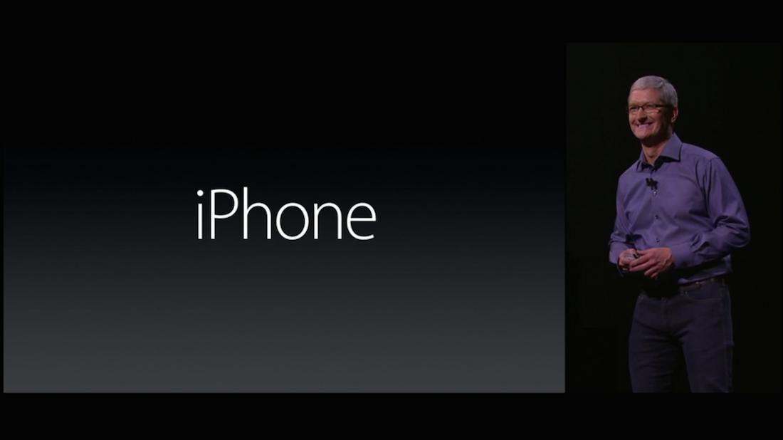 keynoteiphone6s