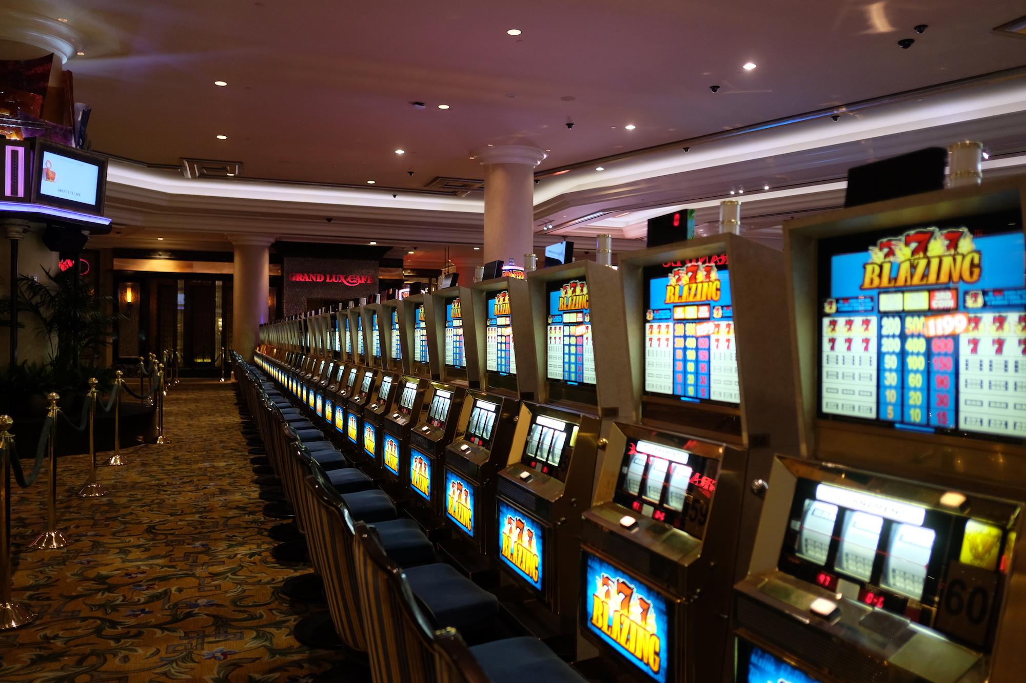 J'ai gagné au casino en ligne
